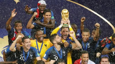 World Cup victory: French pride in the team