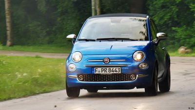 Test it: The Fiat 500 Convertible
