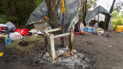 Ukraine: Attacks on Roma families