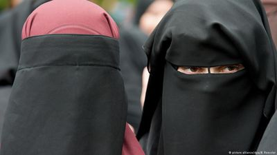 Denmark bans full-face veils