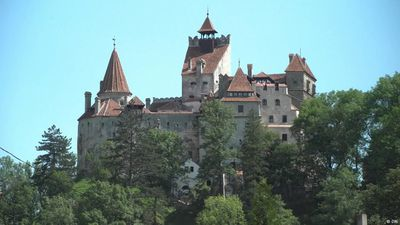 Count Dracula's Haunted Castle