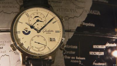 The Glashutte watchmaking tradition
