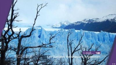 Visit the Los Glaciares National Park