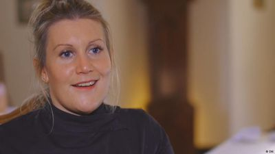 Germany's youngest starred female chef