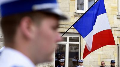 French police face emergency