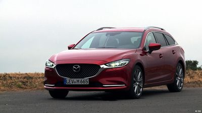Mazda 6: Update rather than relaunch
