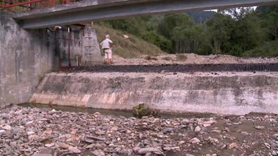 Bulgarian dams threaten the environment