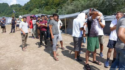 New refugee crisis looms on Bosnian border