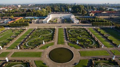 A natural jewel - The Herrenhausen Gardens
