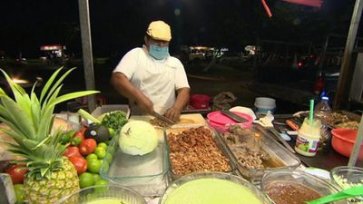 Global Snack Mexico: Tacos al Pastor