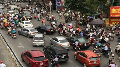 Hanoi: The battle against smog