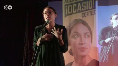Alexandria Ocasio-Cortez becomes a force to reckon with