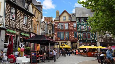 Rennes - Capital of Brittany