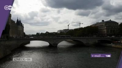 A viewer's video from Paris