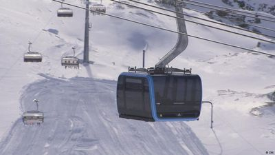 Spectacular Cable Car Ride