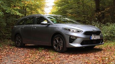 Present it! KIA Ceed Sportswagon