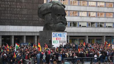 Living in fear - Refugees in Chemnitz