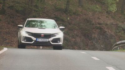 Civic Type R - Honda's hot hatch