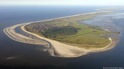 Drinking water shortage on Langeoog