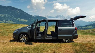 Taste it!: VW Sharan
