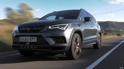 Test it!: Cupra Ateca
