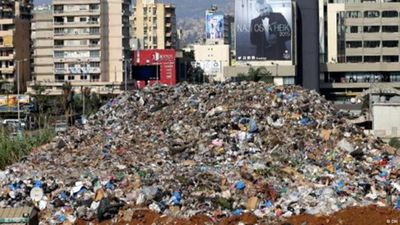 Lebanon: waste management crisis