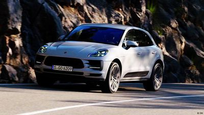 Powerful and practical - Porsche Macan S