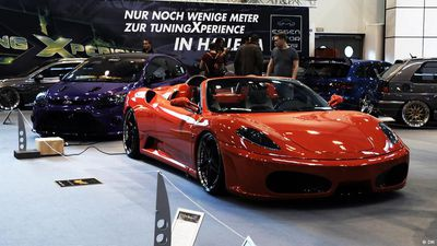 Tuning Heaven - the 2018 Essen Motor Show