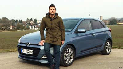 City car on the long haul: Hyundai i20