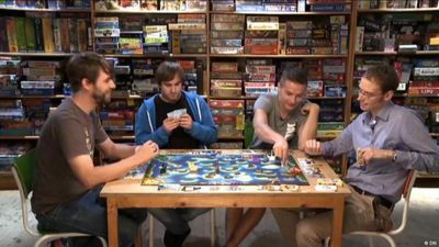 Board games make a comeback