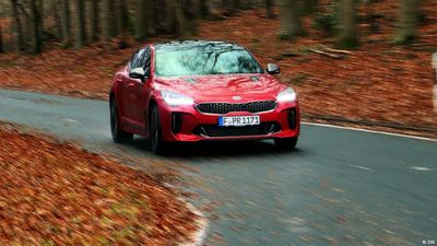 Test it!: Kia Stinger