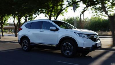 Test it! Honda CR-V Hybrid