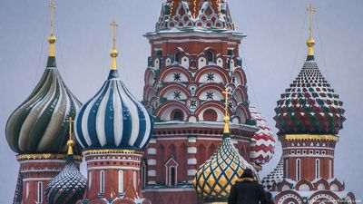 A winter trip to Moscow