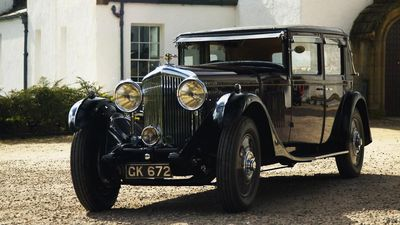 Silent: Bentley 8 Litre