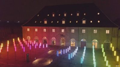 Light Festival in Copenhagen