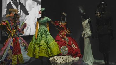 Haute Couture: Dior exhibition in London
