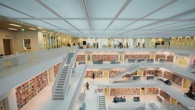 Libraries of the future