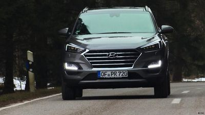 Taste it! The Hyundai Tucson