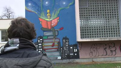 Bosnia: Graffiti as a peacemaker