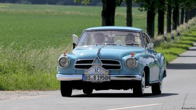 Vintage: the Legendary Borgward Isabella