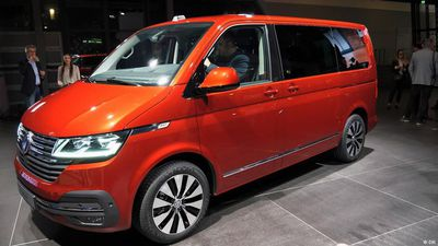 Examine it: VW T6.1