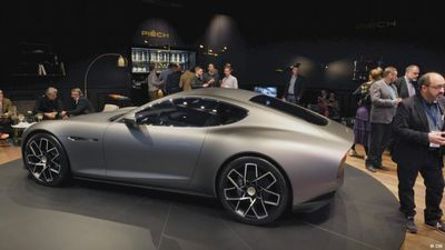 The Geneva Motor Show goes electric