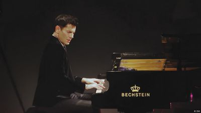 Tickling the Ivories: Pianist Maksim Mrvica