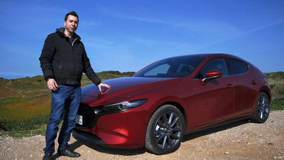 New purism: Mazda 3