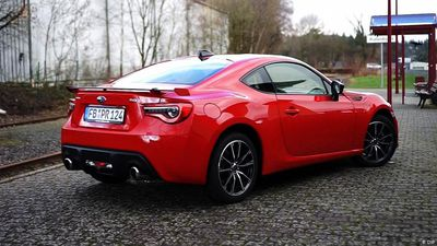 Affordable: Subaru BRZ