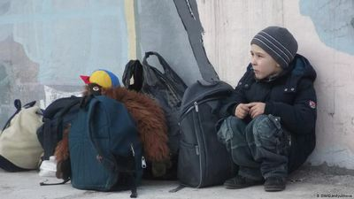 Ukraine: Displaced and disadvantaged