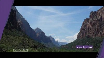 Viewer video of America's natural beauty