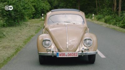 Elegance: VW Beetle Stoll Coupe