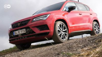 Power to burn: the Seat Cupra Ateca