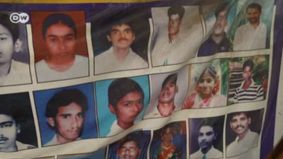 Sri Lanka: Search for missing people